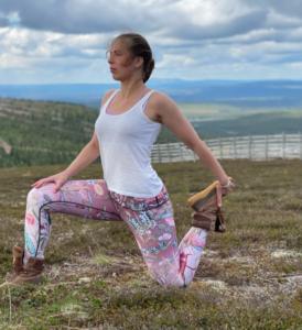 yoga i rörbäcksnäs