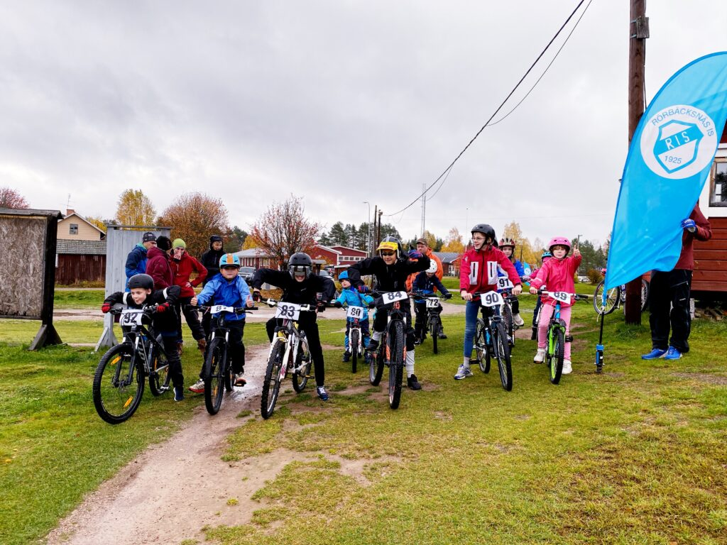 KM MTB Rörbäcksnäs idrottssällskap